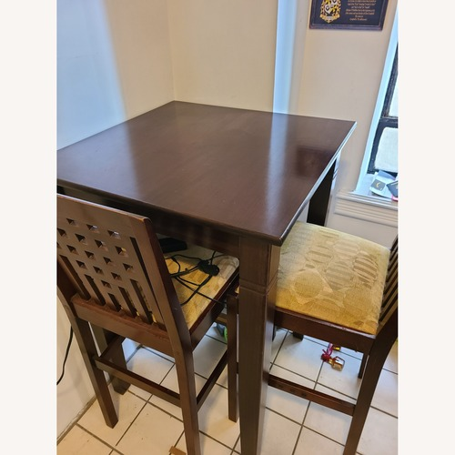 Used Wayfair Pub Table Set for sale on AptDeco