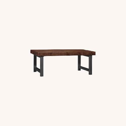 Used Pottery Barn Griffin Coffee Table for sale on AptDeco