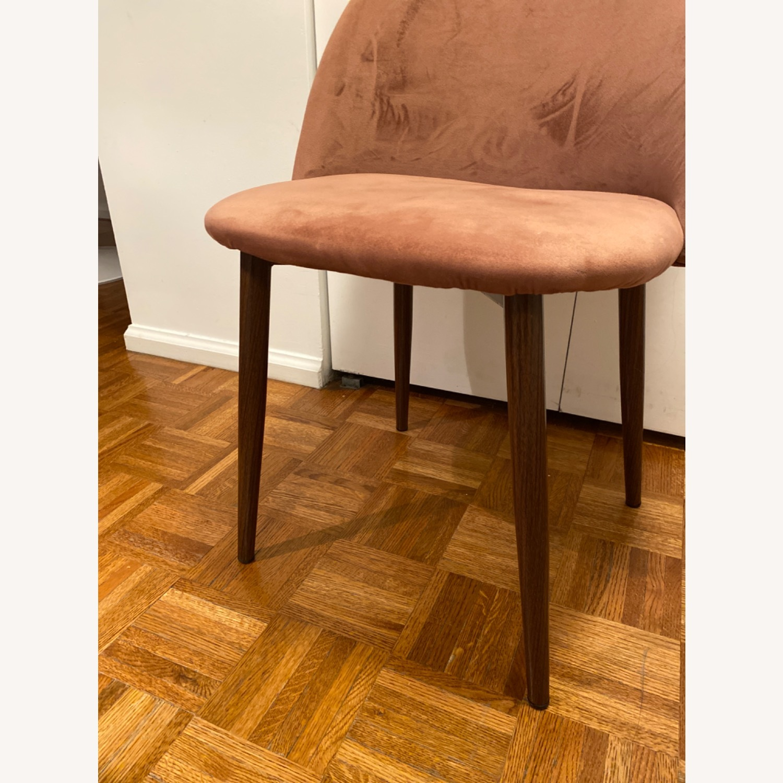 Wayfair Suede Dining Chair - image-3