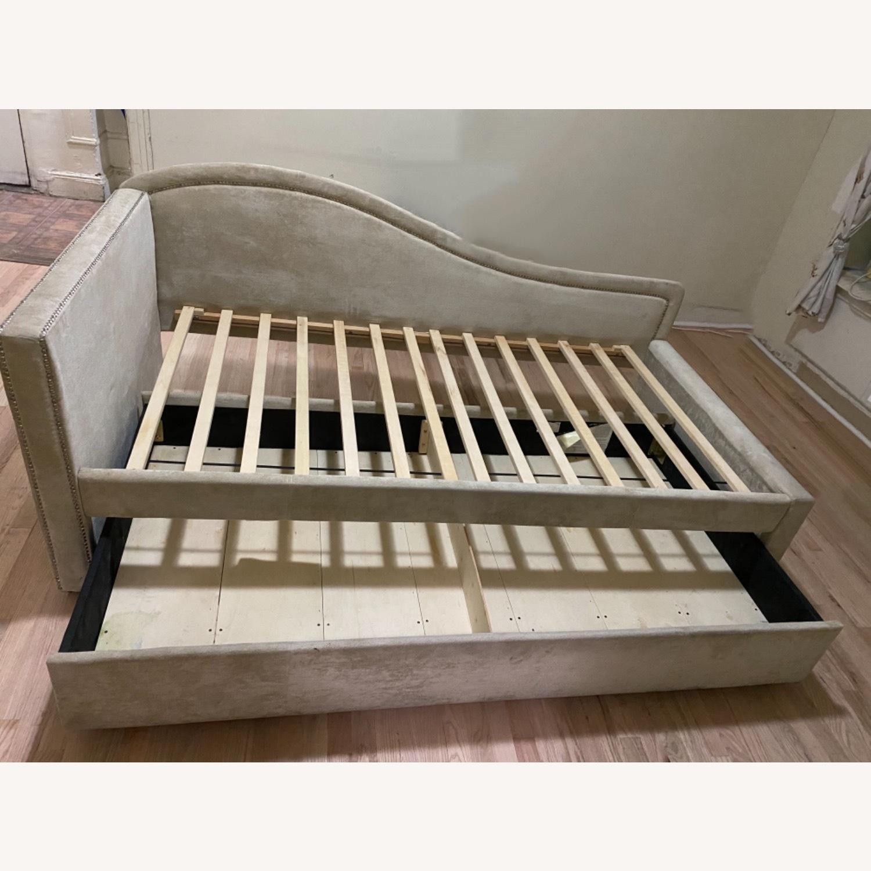Bobs Furniture Natural Daybed - image-9