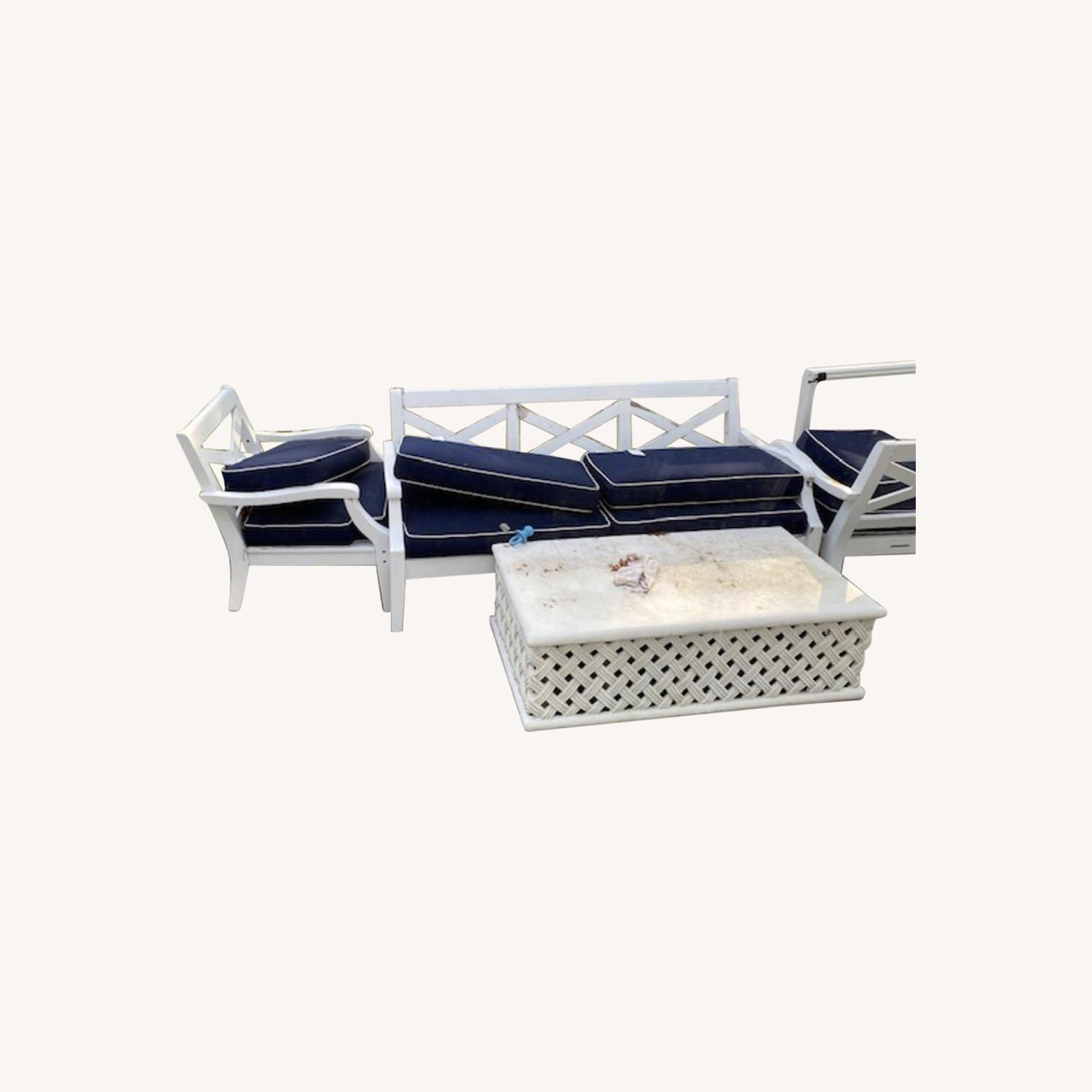 Pottery Barn Outdoor Furniture - image-0