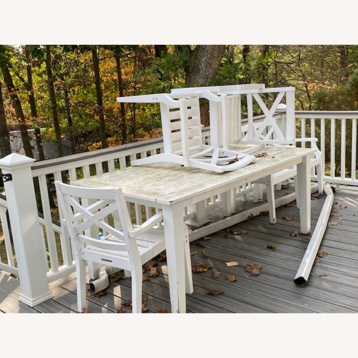 Pottery Barn Outdoor Furniture - image-3