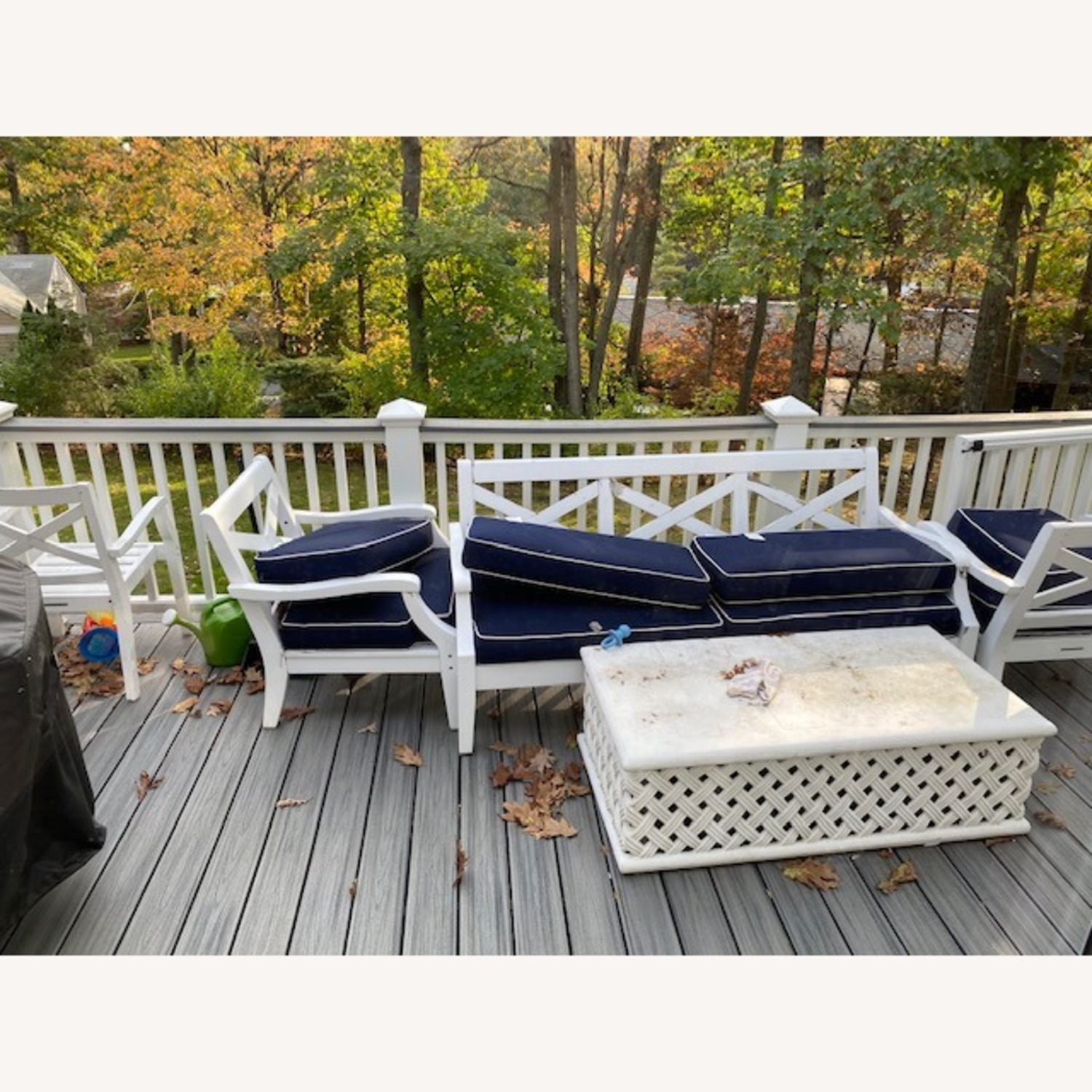 Pottery Barn Outdoor Furniture - image-2