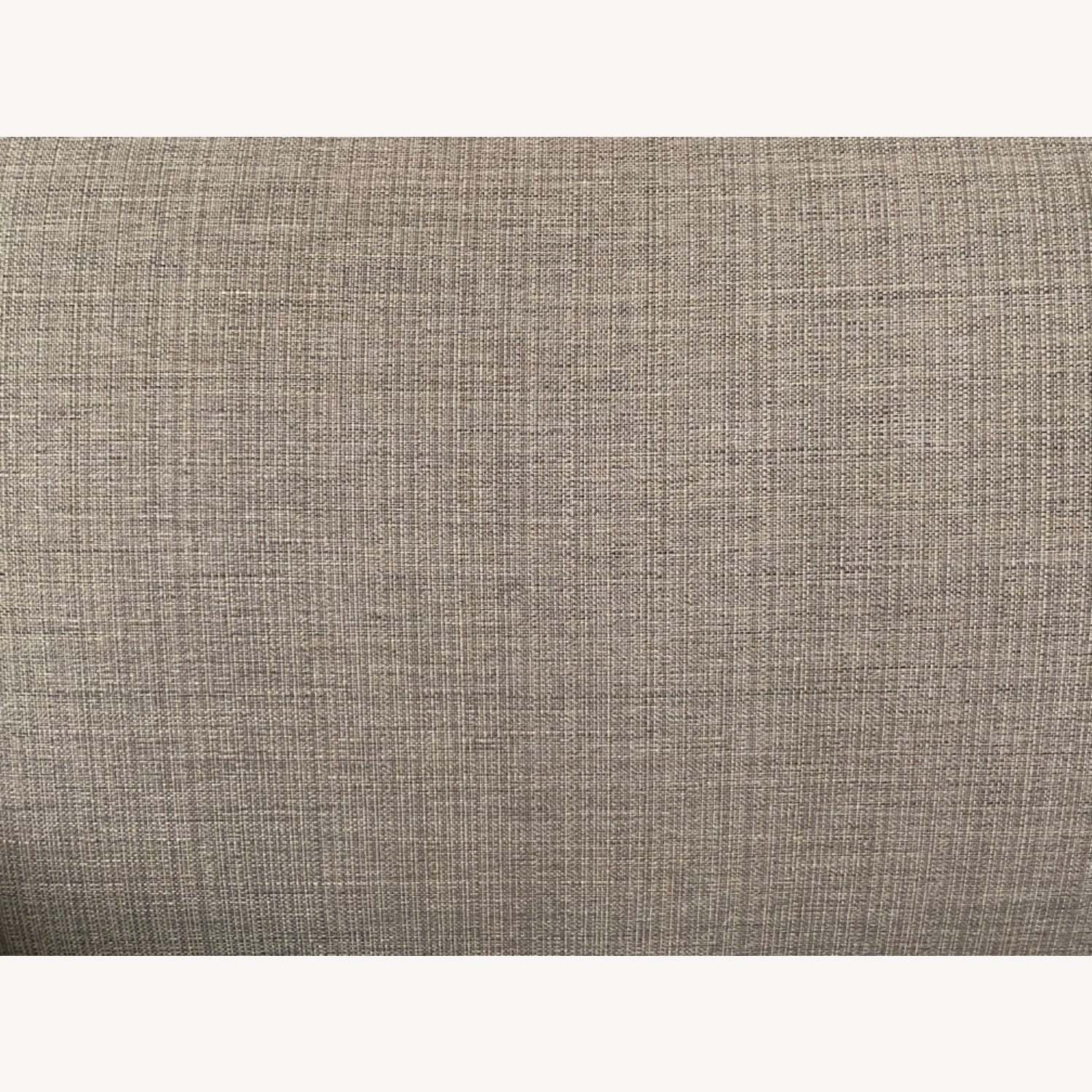 Room & Board Custom Grey Tweed Sofa - image-4
