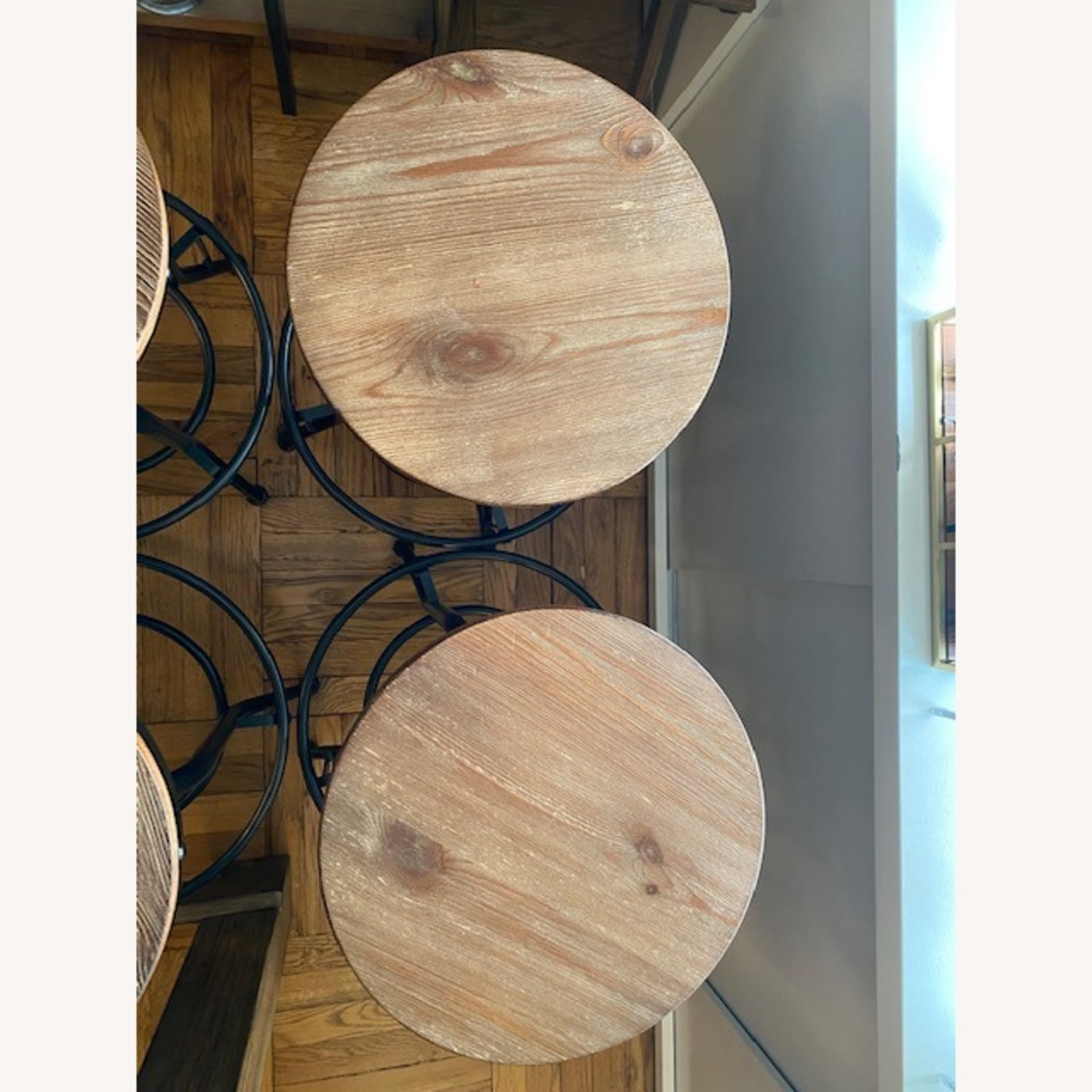 Ashley Furniture Dining Room Bar Table and Bar Stools (4) - image-6