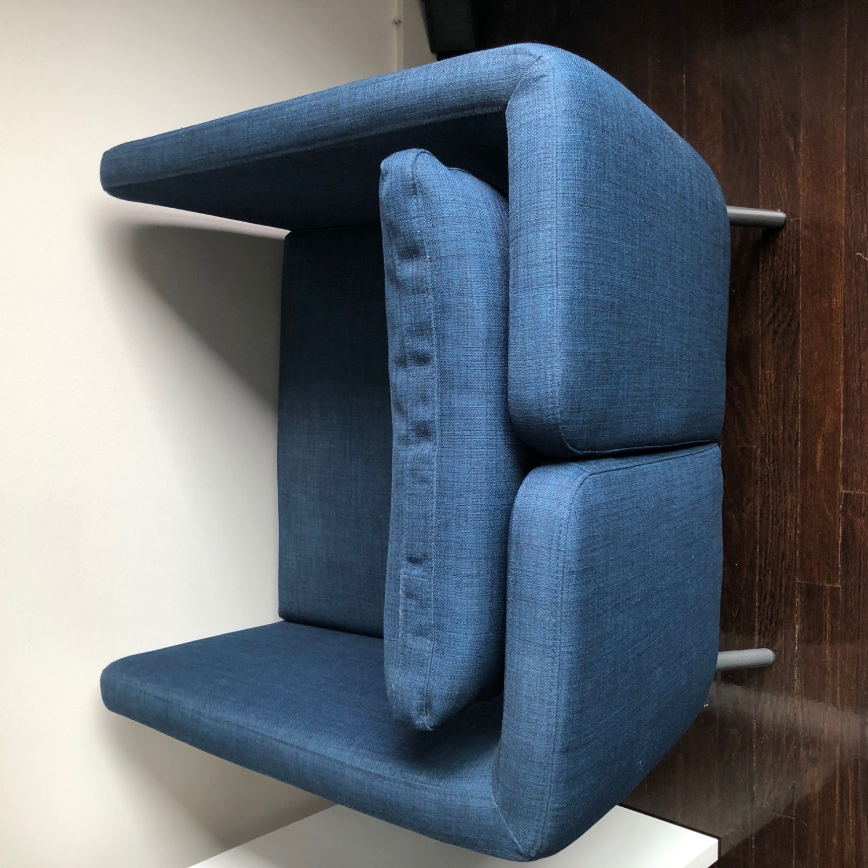 IKEA Ekero Armchair, Dark Blue - image-5