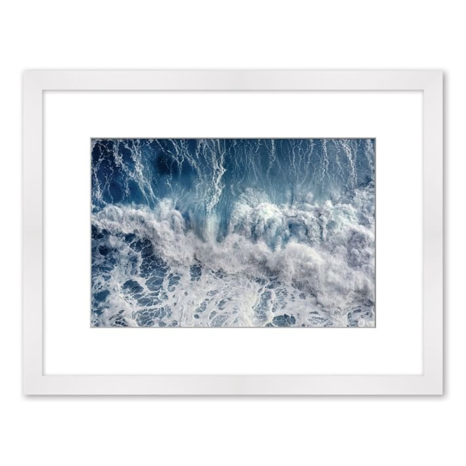 West Elm Blue Wave, Small, Multi - image-3