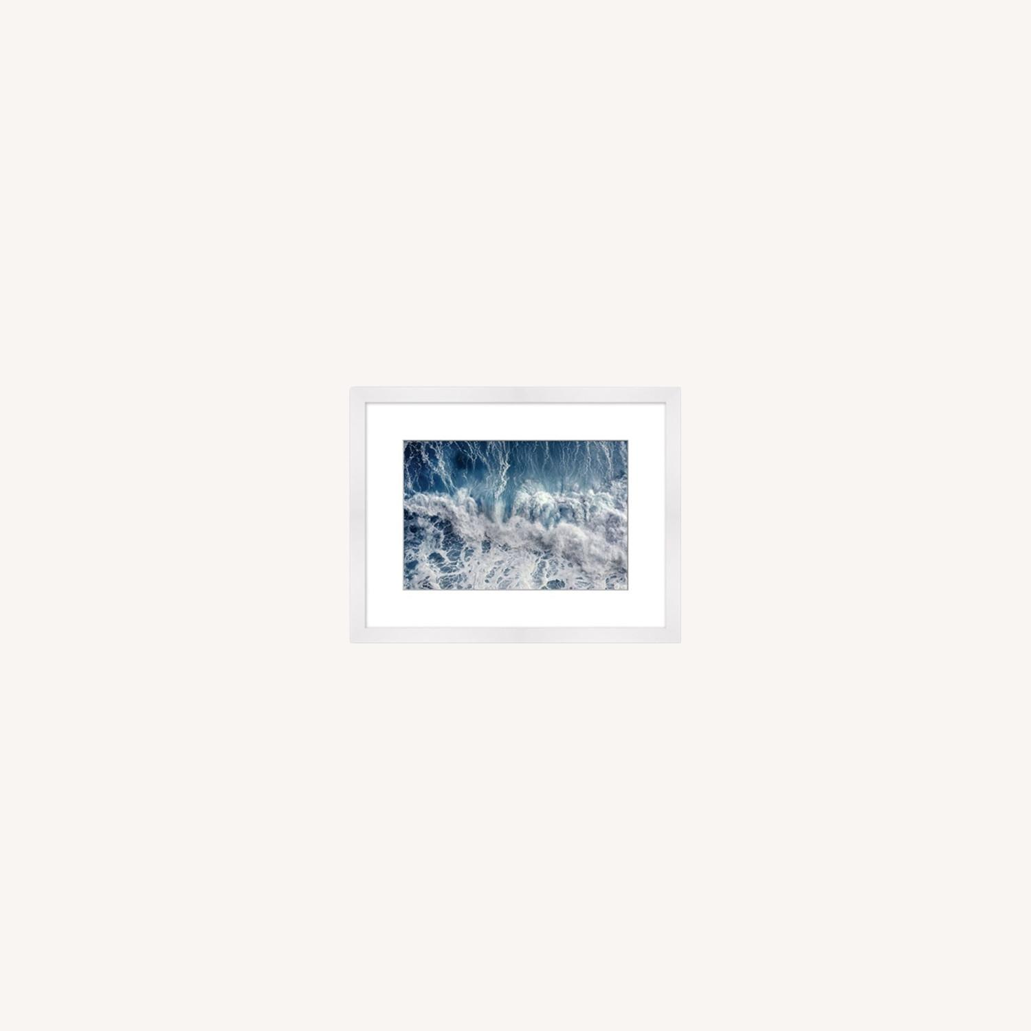 West Elm Blue Wave, Small, Multi - image-0
