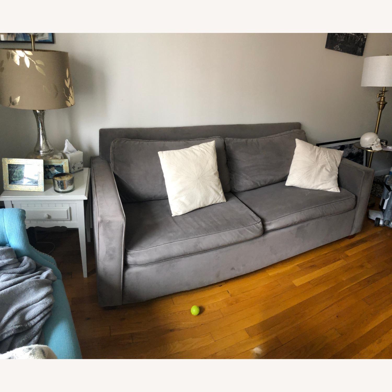West Elm Henry Sleeper Sofa Queen - image-4
