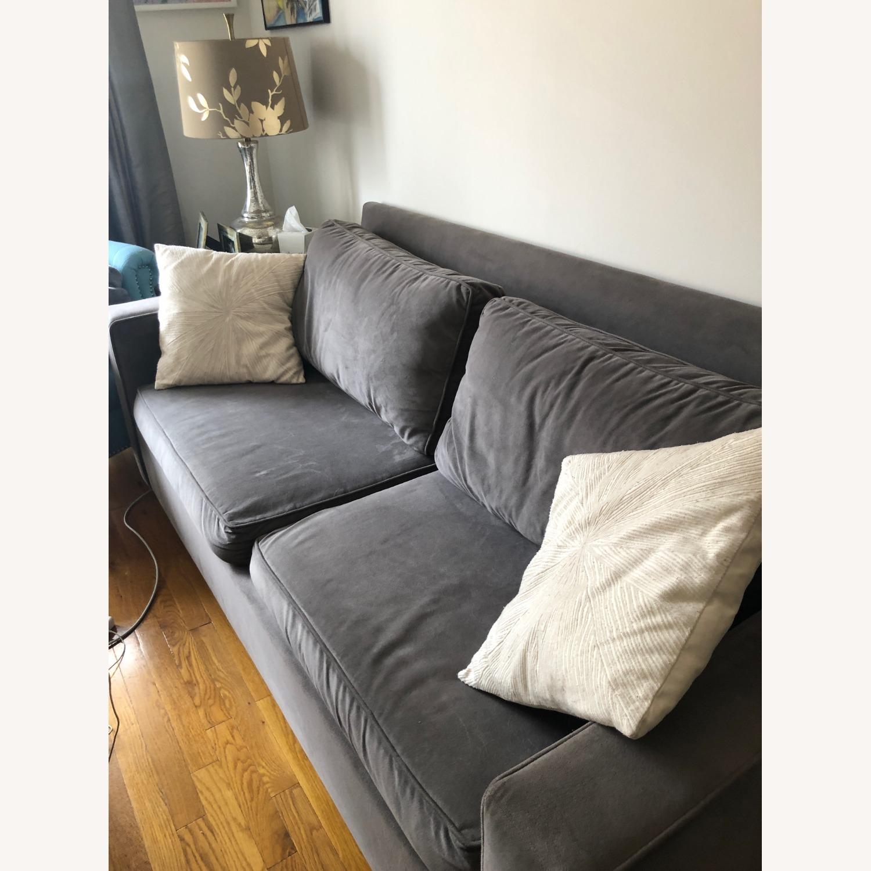 West Elm Henry Sleeper Sofa Queen - image-3