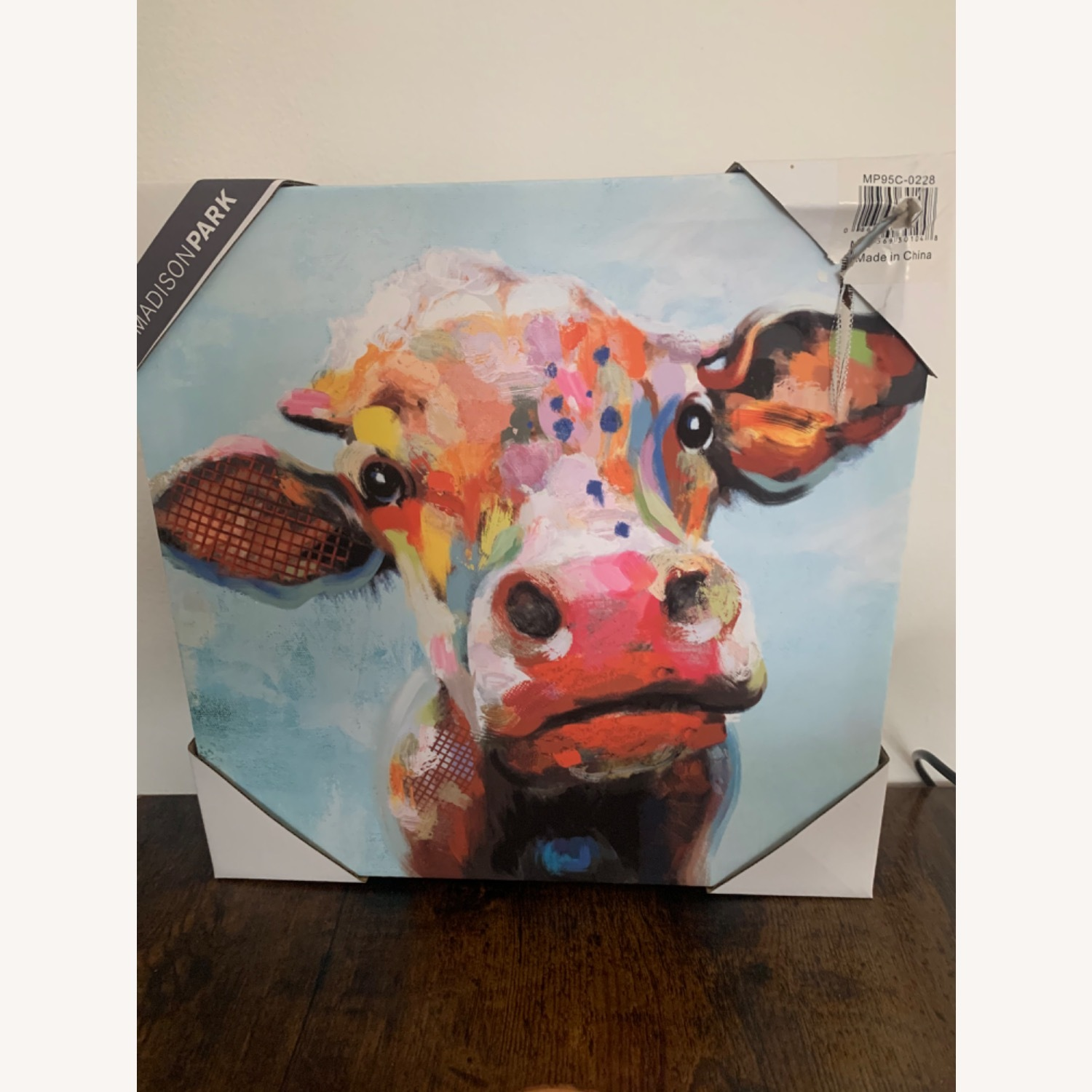Madison Park Farm Animal Canvas - image-2