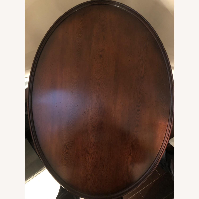Baker Furniture Louis XIV Oval Side Table - image-4