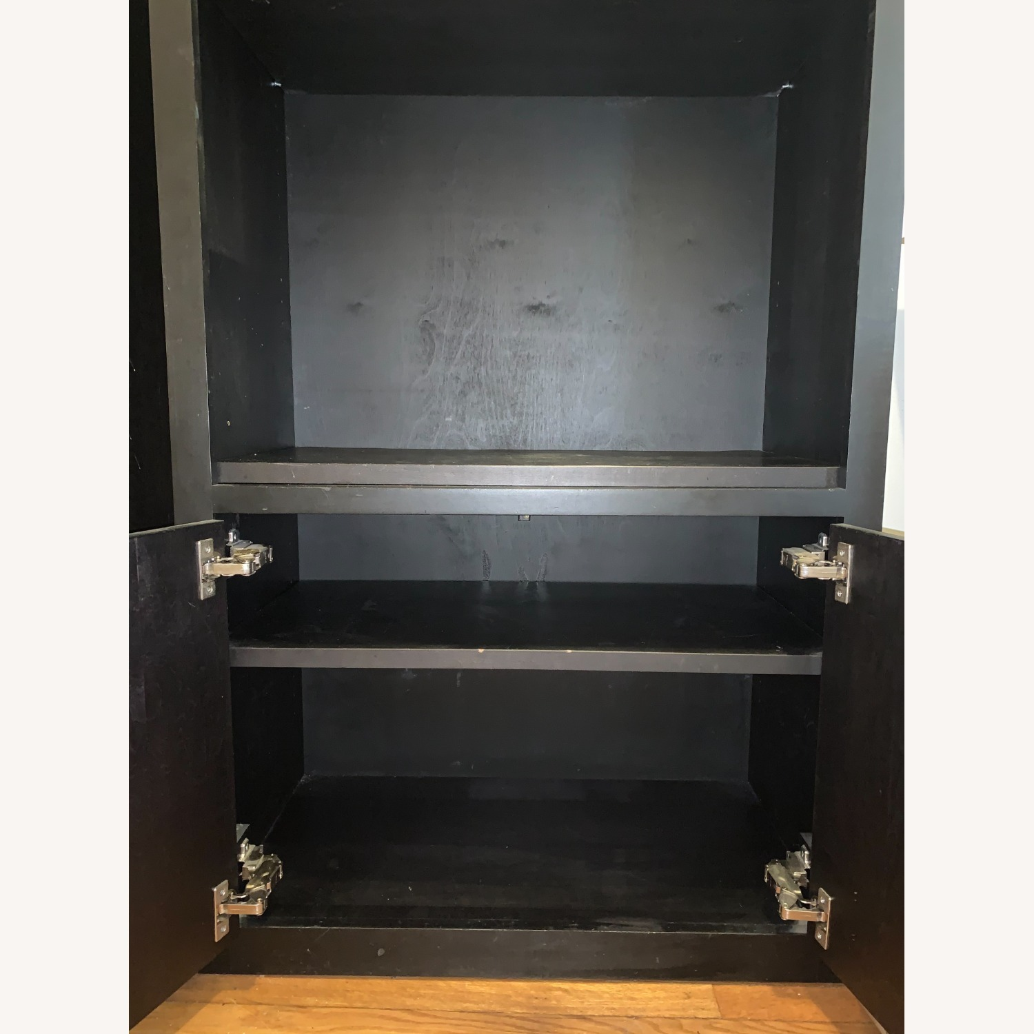 Room & Board Wall Unit (Charcoal) - image-5