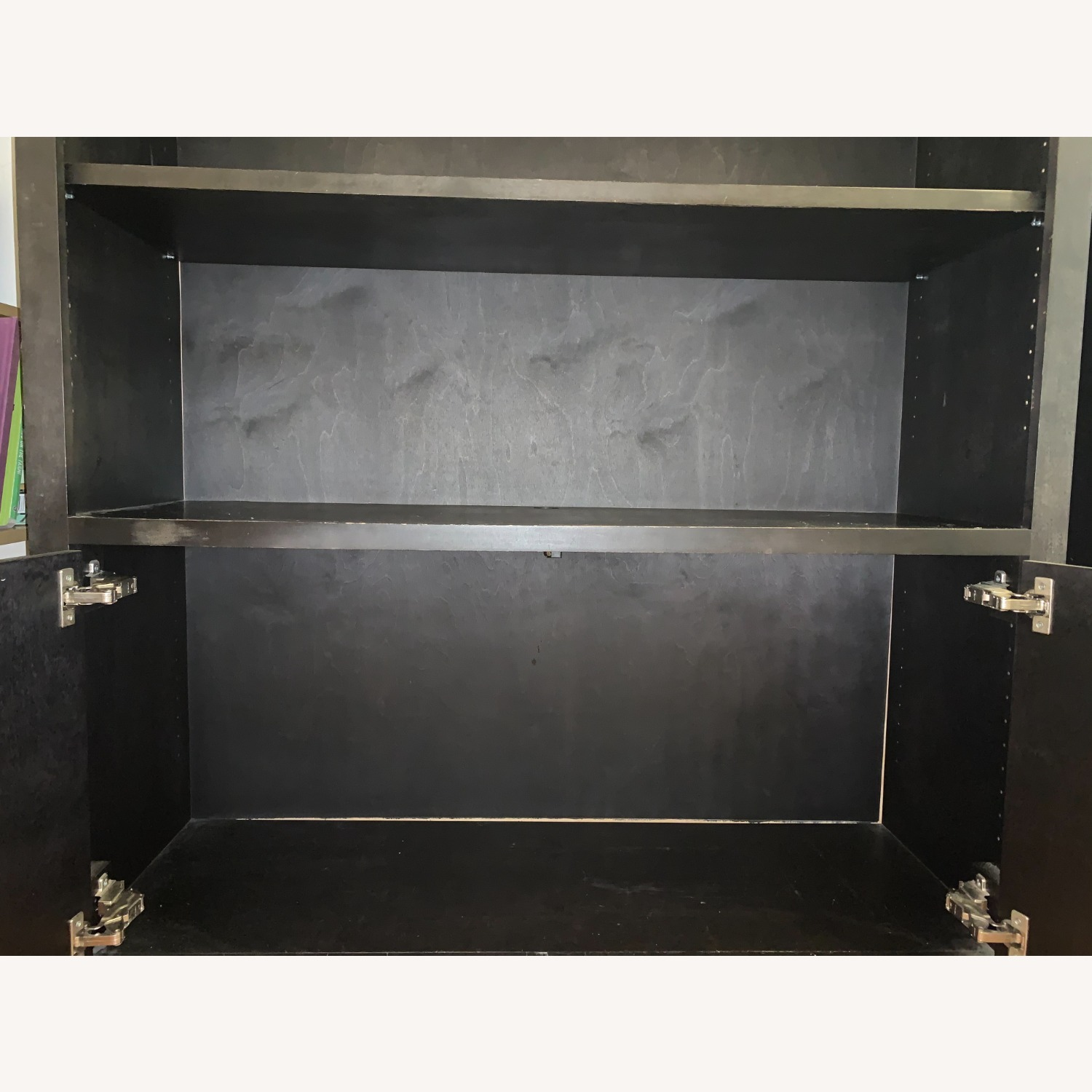 Room & Board Wall Unit (Charcoal) - image-3