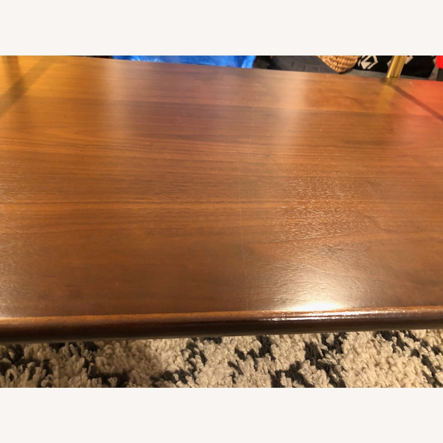 West Elm Mid-Century Art Display Coffee Table - image-4