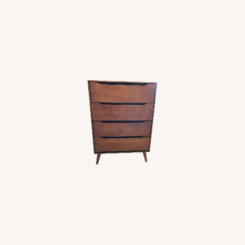 Used Mercury Row Stalter 4 Drawer Chest for sale on AptDeco
