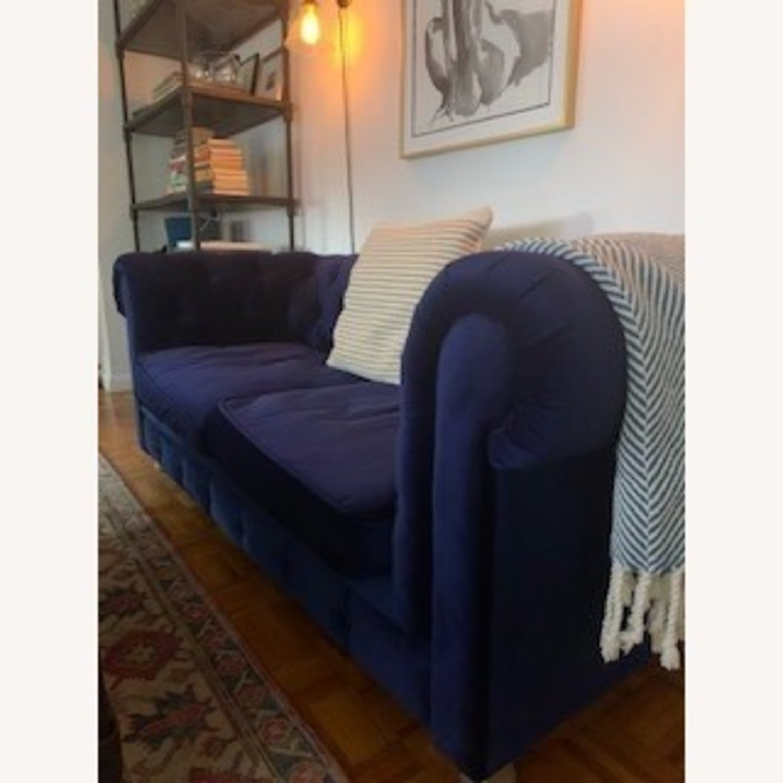 Restoration Hardware Kensington Upholstered Sofa - image-3