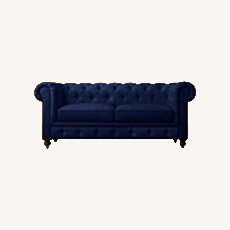 Restoration Hardware Kensington Upholstered Sofa - image-0