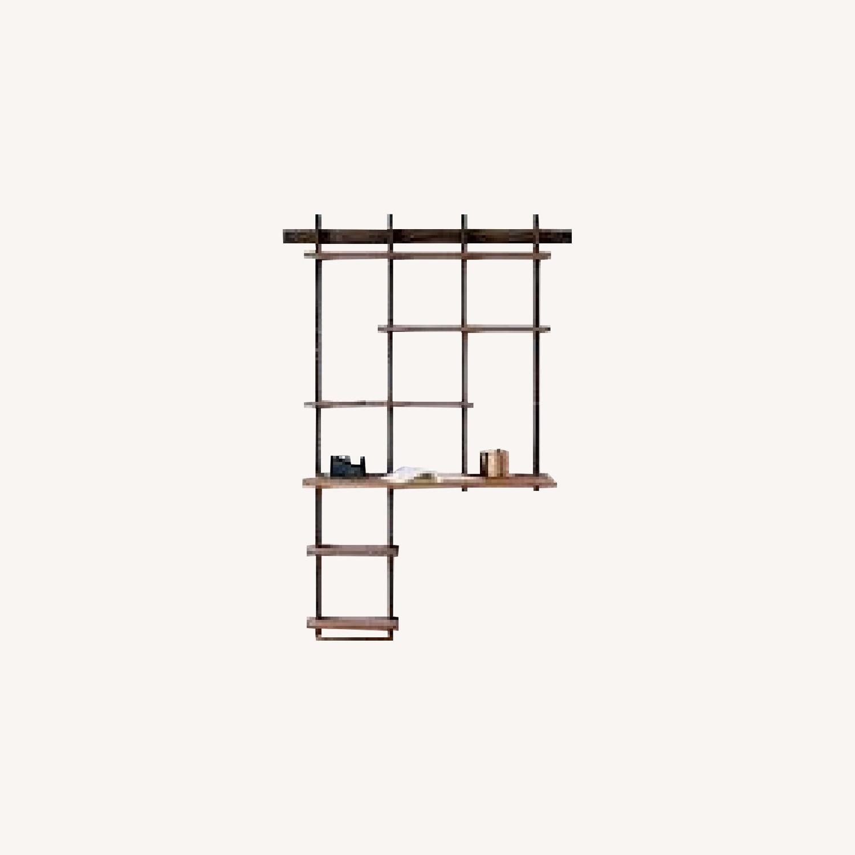 Sticotti Wall Unit with Desk - image-0