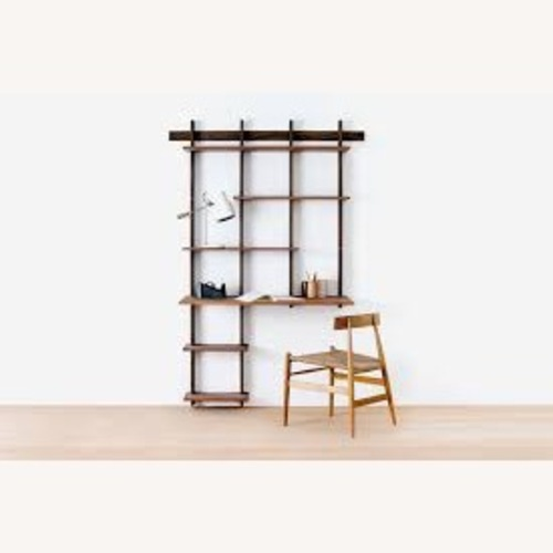 Used Sticotti Wall Unit with Desk for sale on AptDeco