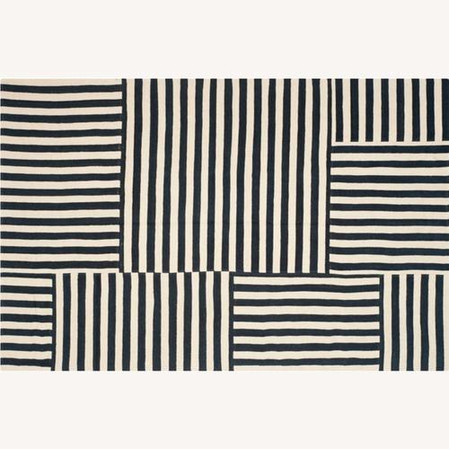 Used Ralph Lauren Modern Wool Rug for sale on AptDeco