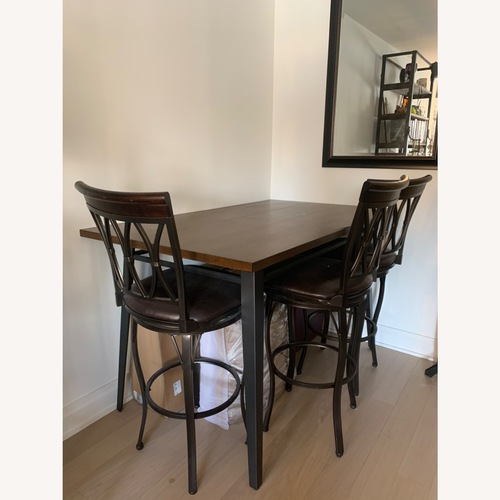 Used Lane Furniture Ethan Counter Height Table for sale on AptDeco