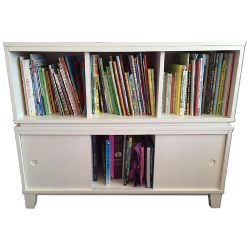 Used Land of Nod Cubic Bookcase for sale on AptDeco