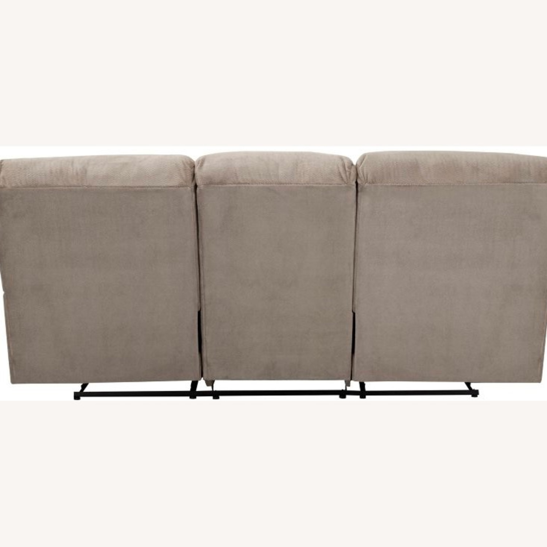 Raymour & Flanigan Amador Reclining Sofa - image-3