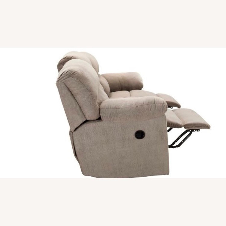Raymour & Flanigan Amador Reclining Sofa - image-2