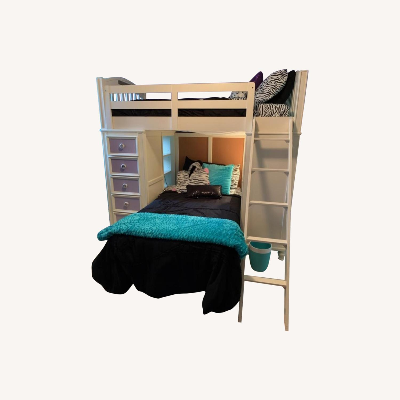 Picture of: Build A Bear Loft Bed Aptdeco