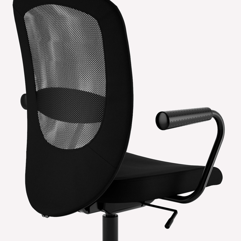 IKEA FLINTAN / NOMINELL Office Chair w/ armrest - image-3