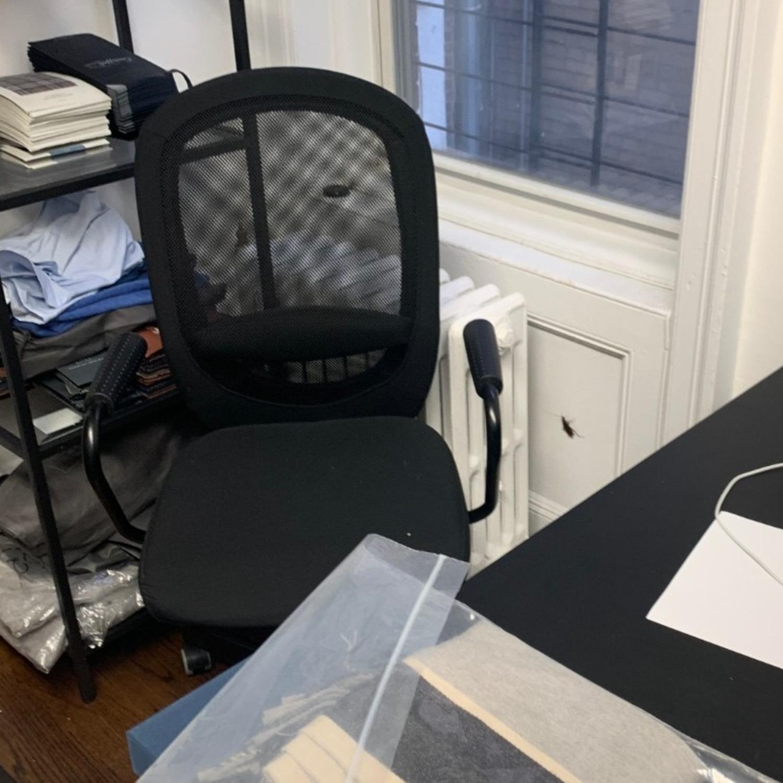 IKEA FLINTAN / NOMINELL Office Chair w/ armrest - image-5