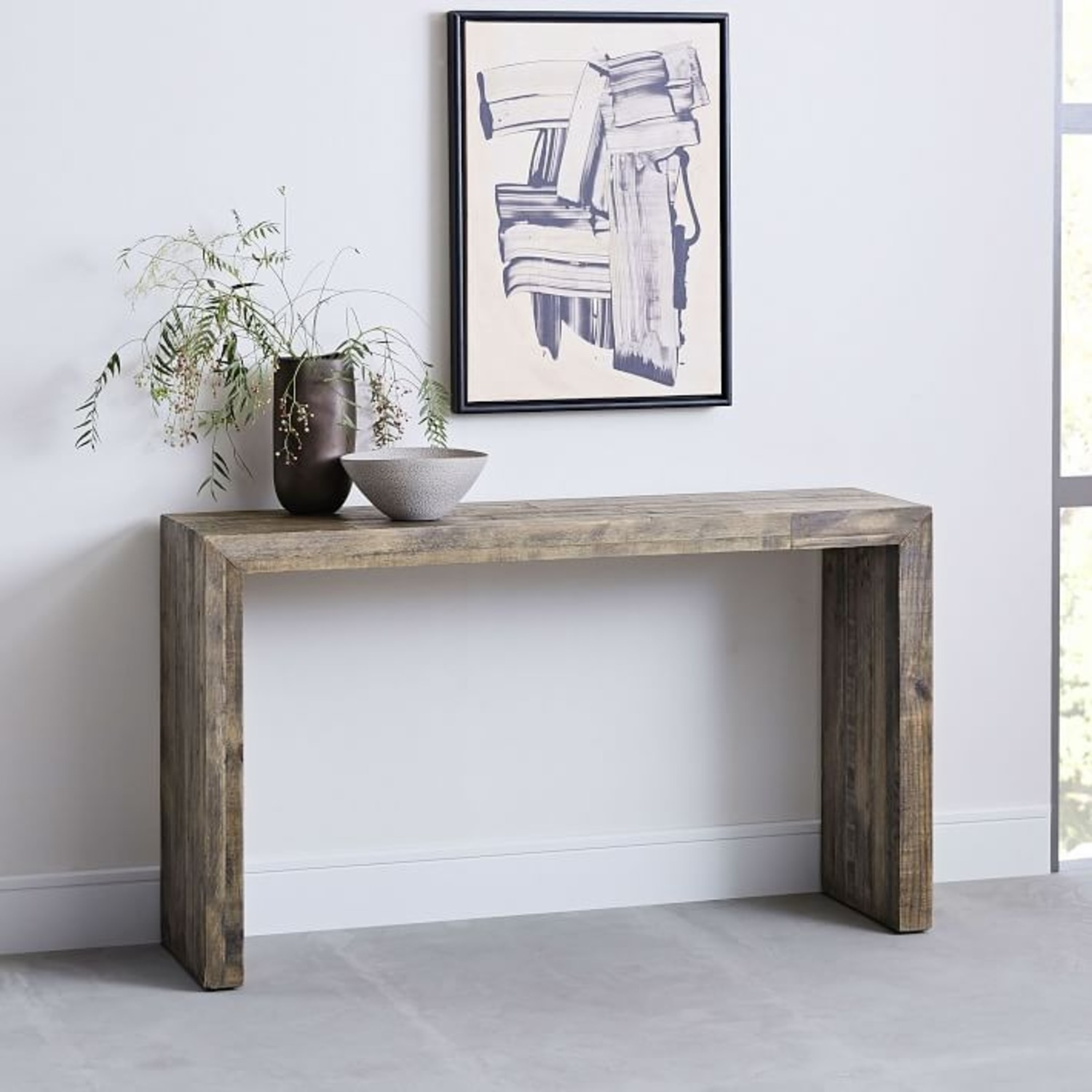 West Elm Emmerson® Reclaimed Wood Console - image-1
