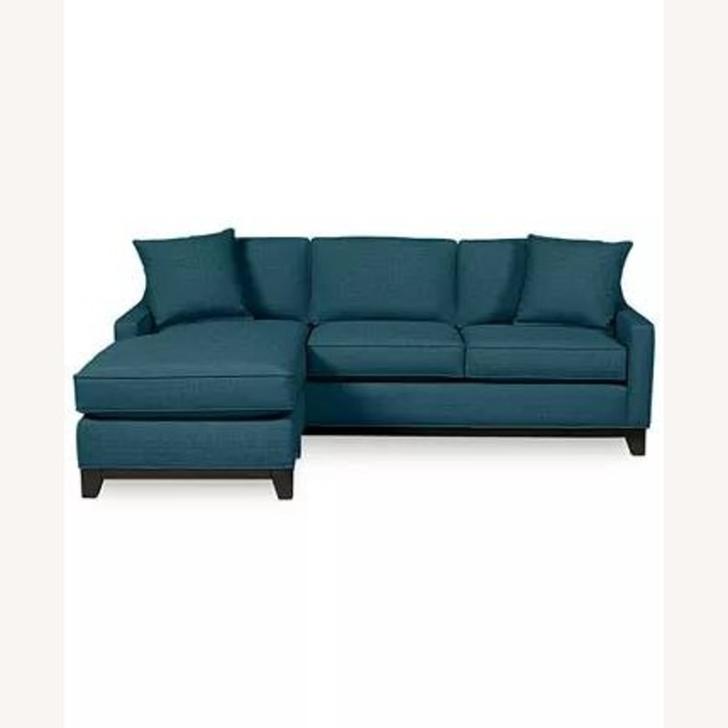 "Macy's Keegan 90"" 2-Piece Reversible Chaise Sectional - image-2"