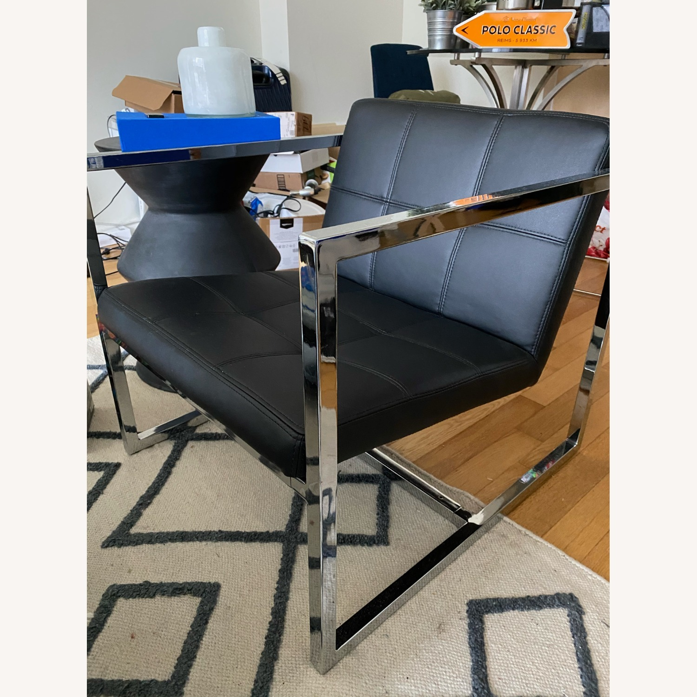 Mod Black Arm Chair - image-3