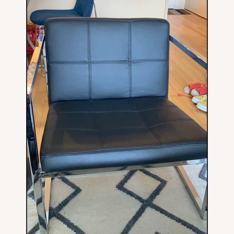 Mod Black Arm Chair - image-2