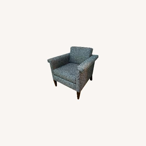Used Peter Andrews Modern Club Chair for sale on AptDeco
