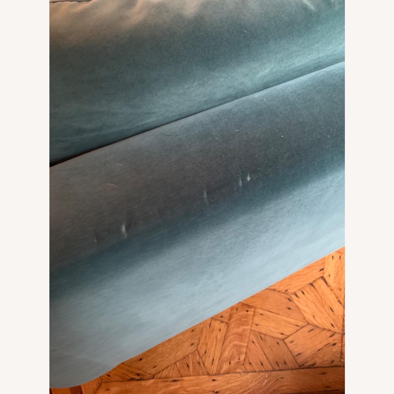 Article Sven Sofa in Pacific Blue Velvet - image-7