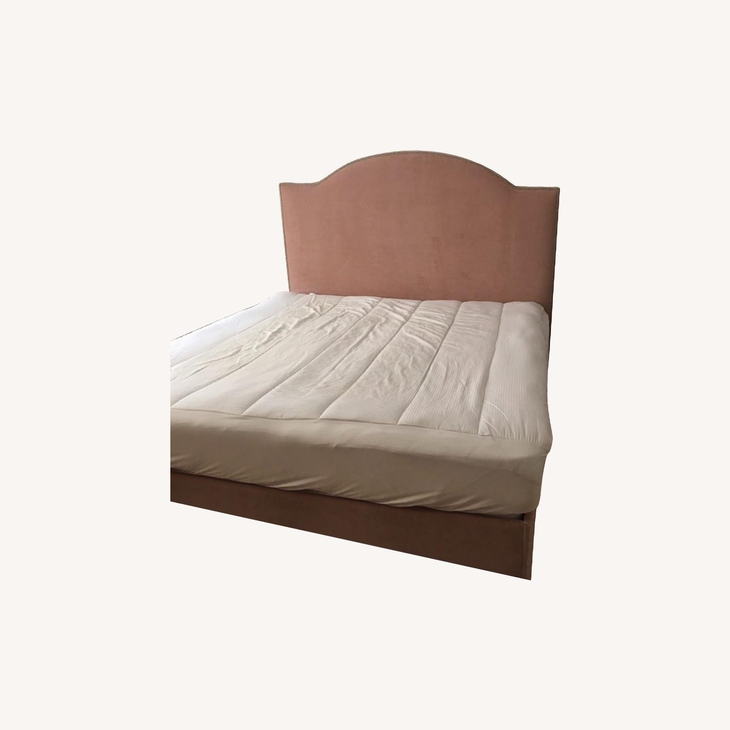 Taylor Made King Size Bed - image-0