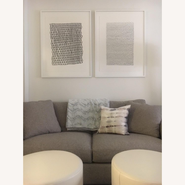 Room and Board Tatum Grey Metro Sofa - image-3