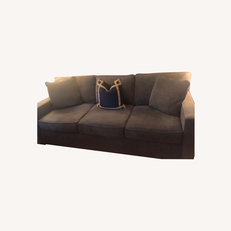 Macy's Radley 3 cushion Sofa - image-0