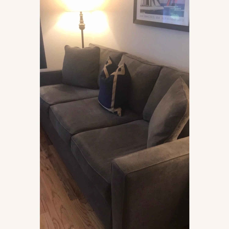 Macy's Radley 3 cushion Sofa - image-1