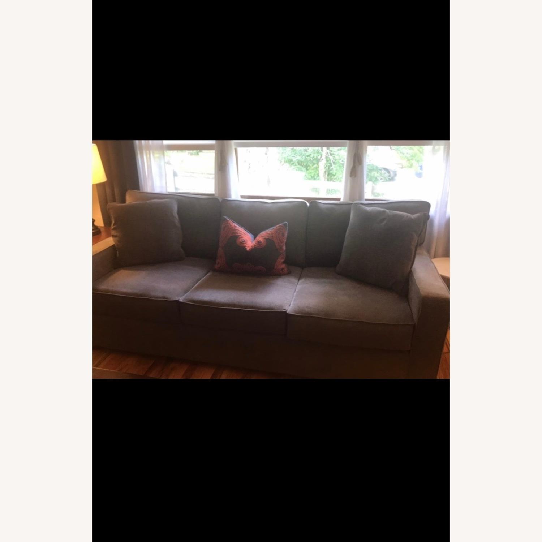 Macy's Radley 3 cushion Sofa - image-2