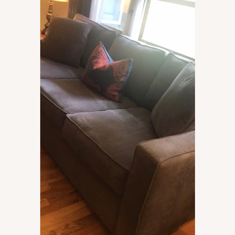 Macy's Radley 3 cushion Sofa - image-3