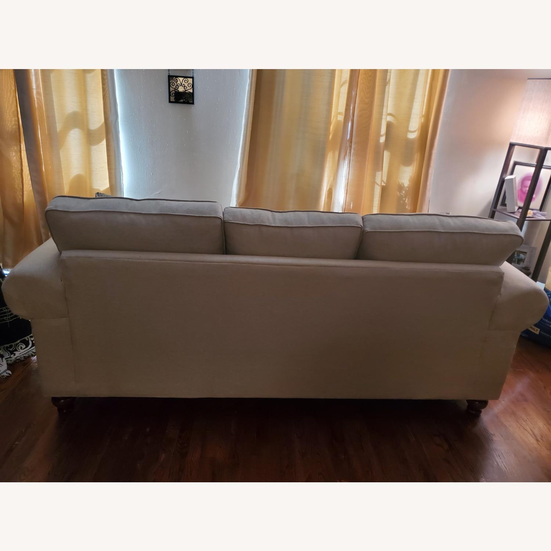 Raymour & Flanigan 3-Seater Beige Sofa - image-4