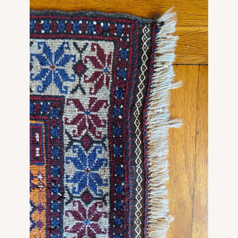 Afghan Small Rug - image-6