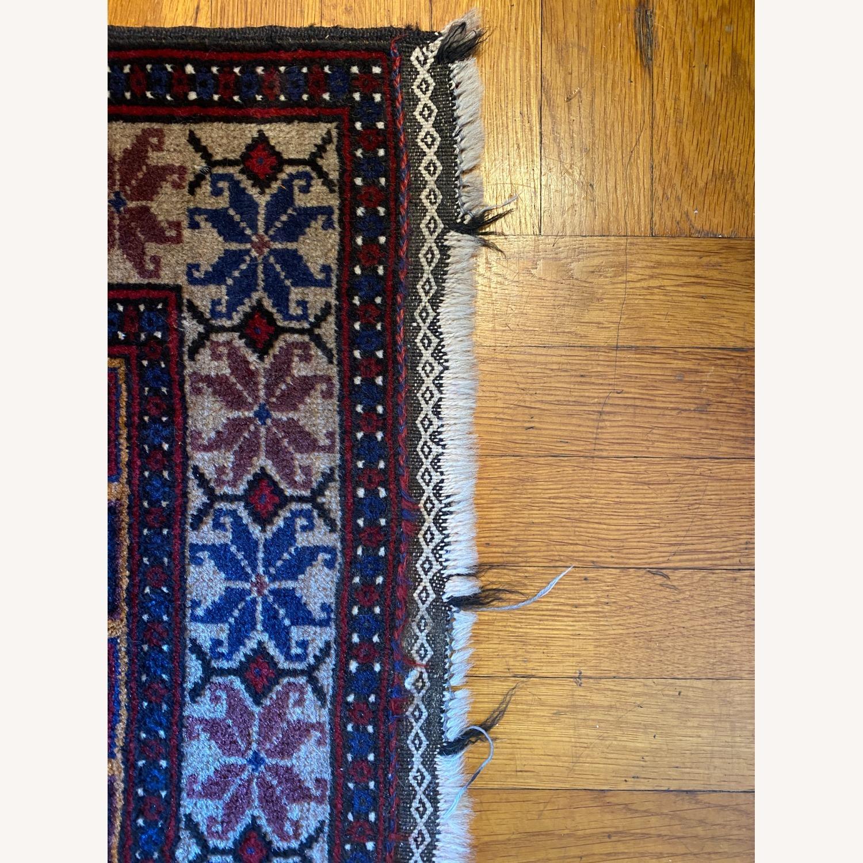Afghan Small Rug - image-4