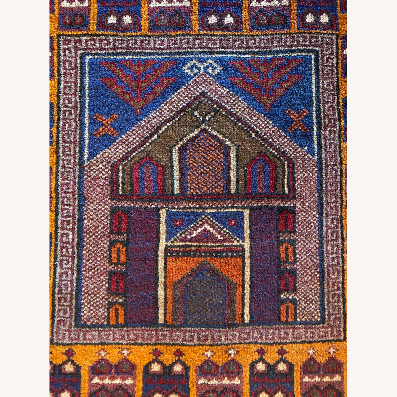 Afghan Small Rug - image-2