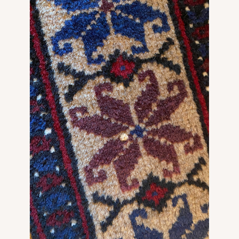 Afghan Small Rug - image-7