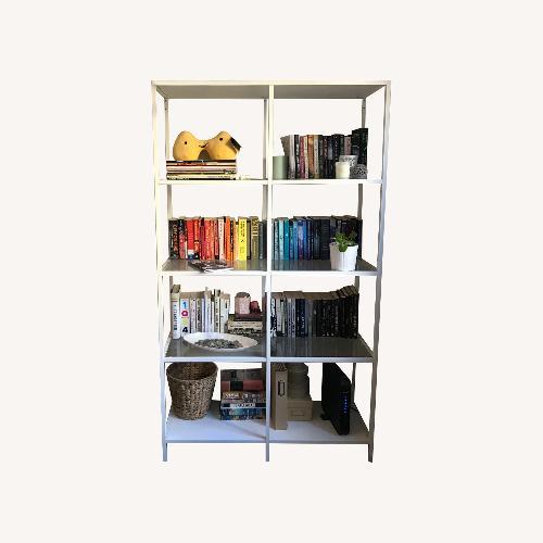 Used IKEA Vittsjo Sheving Unit for sale on AptDeco